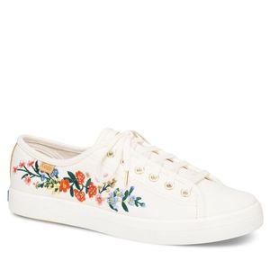 Keds kickstar Vines embroidery Sneakers